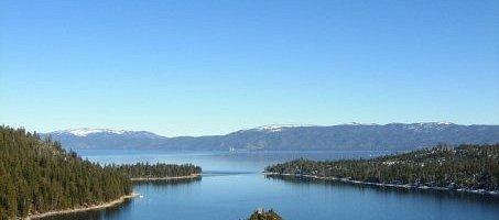 Emerald Bay, Lake Tahoe | January 2009