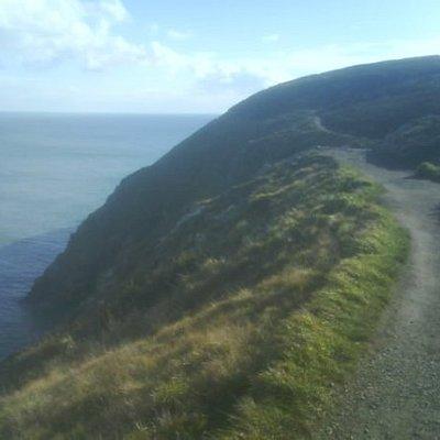 Dublin-Howth cliffs