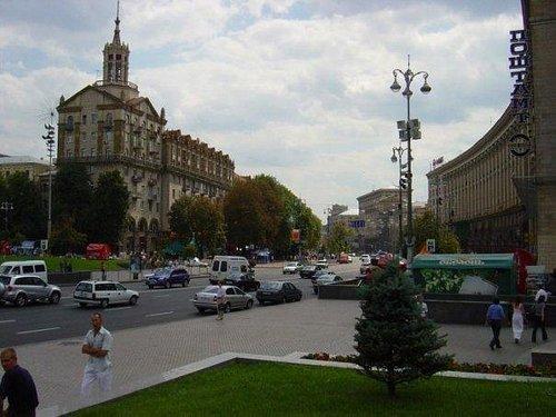 Khreshchatyk