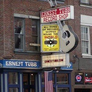 Ernest Tubb Record Shop --