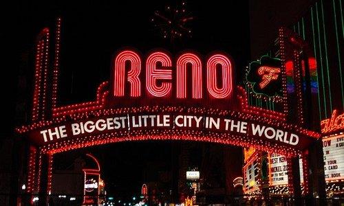Actually Reno is the white trash version of Las Vegas...