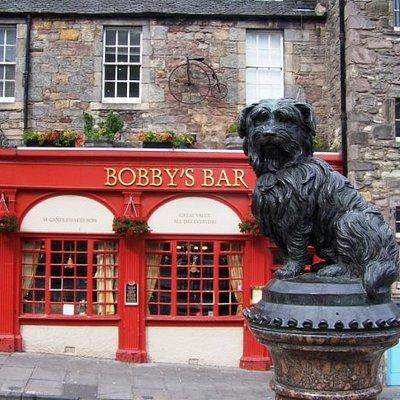 Greyfriar's Bobby, Edinburgh