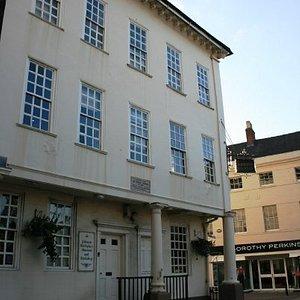 Samuel Johnson's House