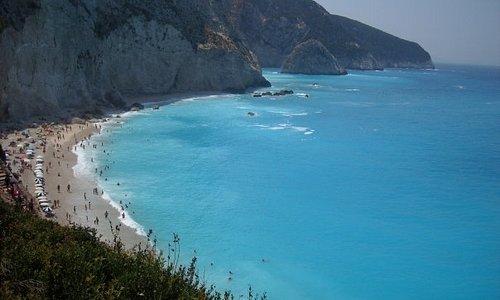 Porto Kaziki. The most incredible beach I've ever seen!
