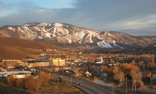My American home, Steamboat Springs, Colorado