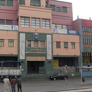 Escuela de Artes Pedro de Mendoza