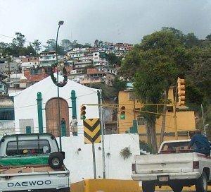The town of El Hatillo