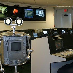 Robot Cosmos in Challenger