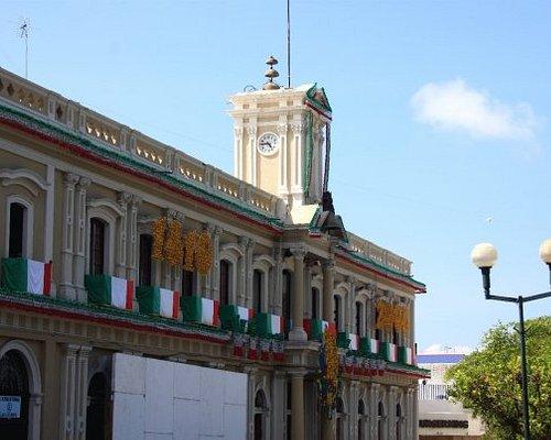 Government Palace. Colima City.