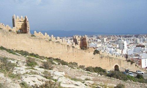 Moorish wall - Almeria, Spain