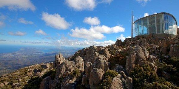 The Pinnacle, Mt Wellington, Hobart, TAS