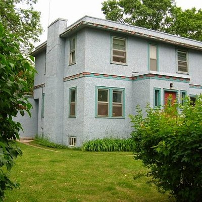 Bob Dylan's childhood home in Hibbing, MN