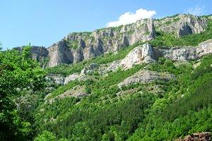 The Iskar Gorge, near village Lakatnik