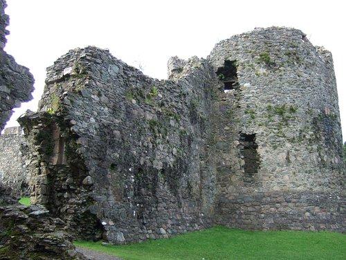 Old Inverlochy Castle.Scotland.