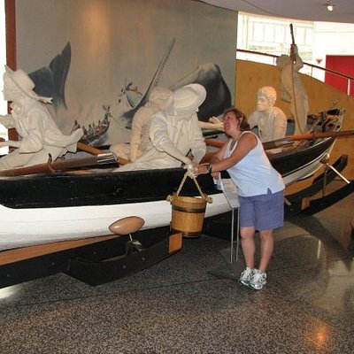 En el Museo de Historia