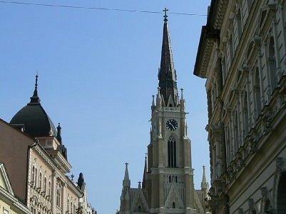 Novi Sad - Katedrala sv. Marije