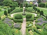 Bridge End Garden - the Dutch Garden