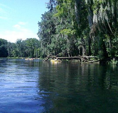 Beautiful Ichetucknee River