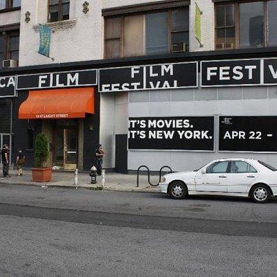 Tribeca Film Festival Theatre