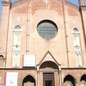 教会のファサード