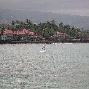 Kona Pierの風景