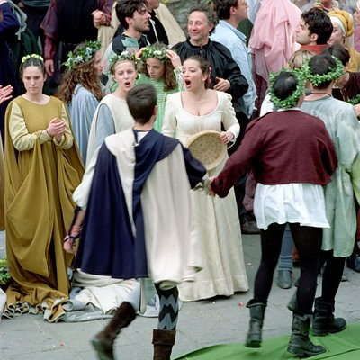 Festa in Assisi