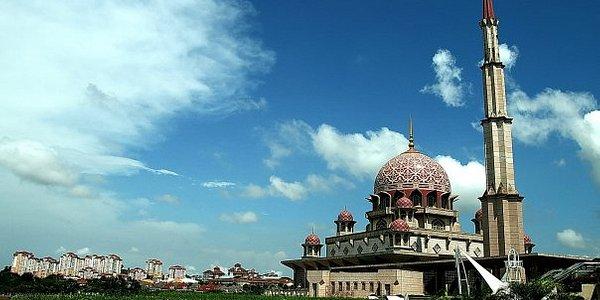 Putra Cathedral, Putrajaya, Malaysia
