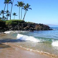 View of Ulua Beach, Maui