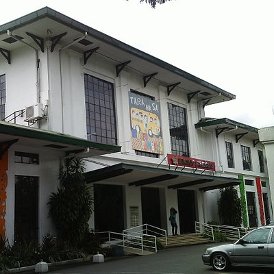 External view of Museo Pambata