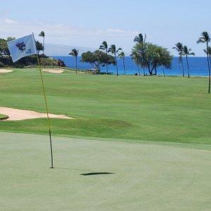 view from #4 at Royal Kaanapali Course