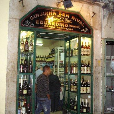 Ginjinha sem rival - Eduardinho