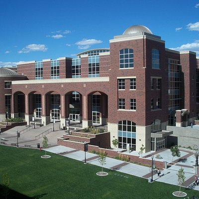 The Mathewson-IGT Knowledge center, UNR's state-of-the-art new library.