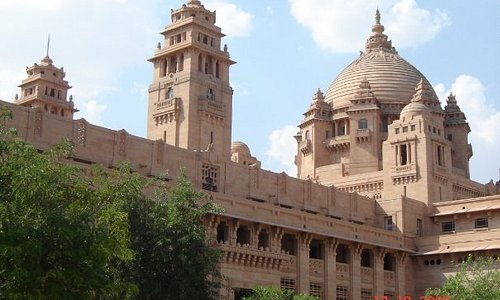 The Umed Bhawan Palace