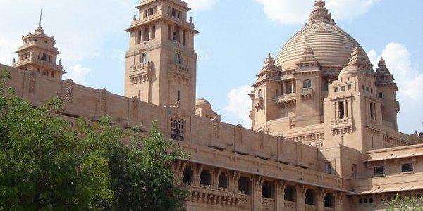 The Umed Bhawan Palace