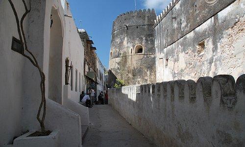 Lamu (behind Lamu Fort)