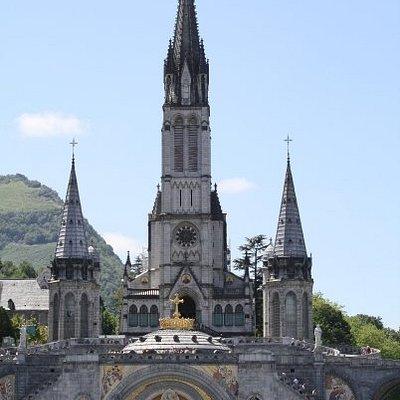 Sanctuaries of Lourdes