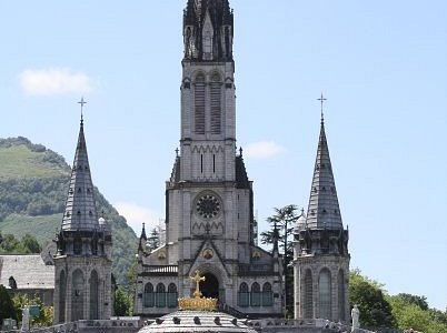 Sanctuaries of Lourdes