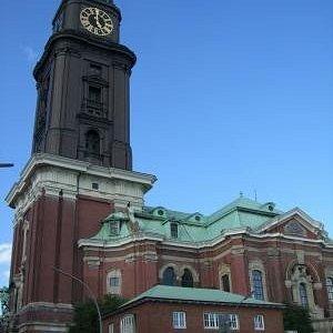 A definite landmark of Hamburg.