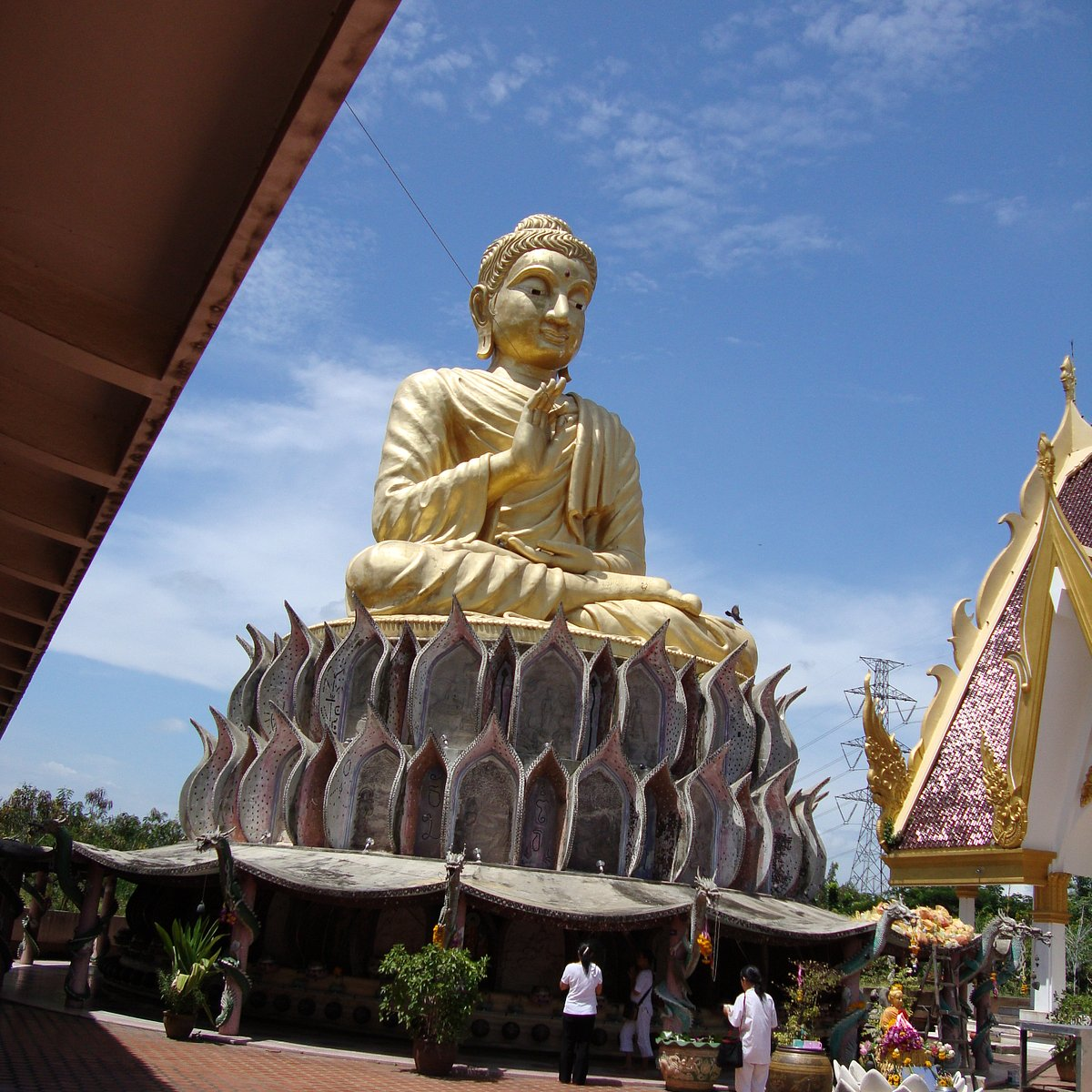 Wat Samphran 口コミ・写真・地図・情報 - トリップアドバイザー