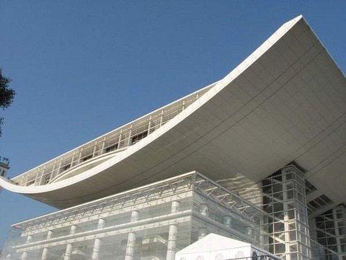 上海大剧院Shanghai Grand Theatre