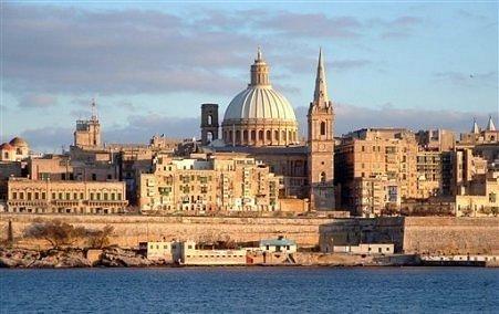 Valetta, Malta.  Where I married the love of my life.