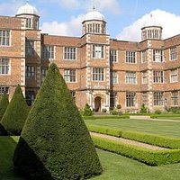 Doddington Hall east front
