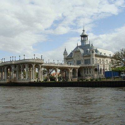 Antiguo casino de Buenos Aires (hoy museo de Bellas Artes) - Tigre