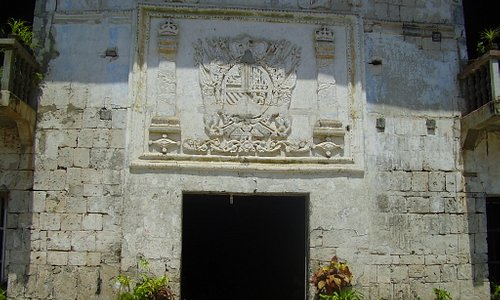 Ecclesiatical Museum across road from church, Siquijor, Viasyas, Philippines