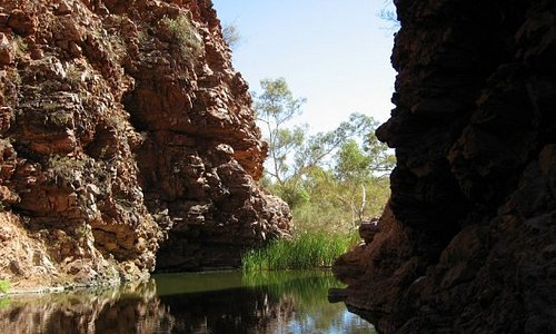 Alice Springs - MacDonnell Ranges