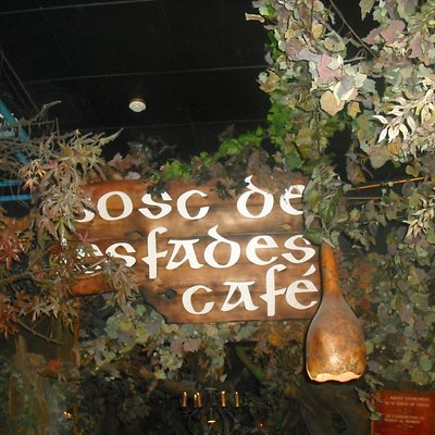 The main sign
