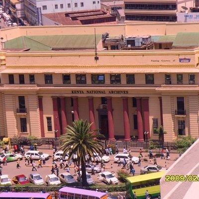 Kenya Historical Archive