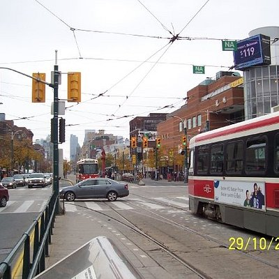 Spadina Avenue, Toronto - Chinatown West