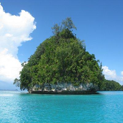 beautiful Rock Islands - Palau