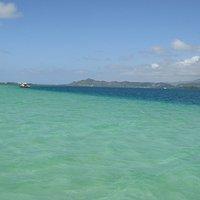 とにかくキレイな海
